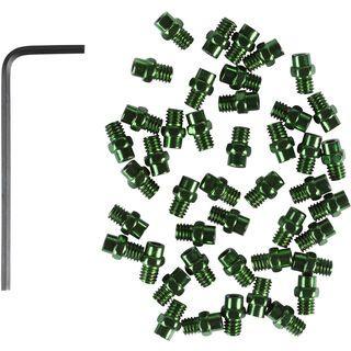 Cube RFR Pedal-Pins, green