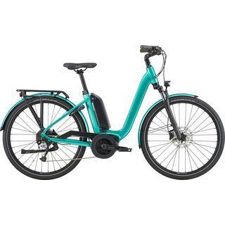 Cannondale Mavaro Neo City 4 2020, turqoise - E-Bike