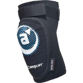 amplifi Polymer Knee Grom, black - Knieschützer