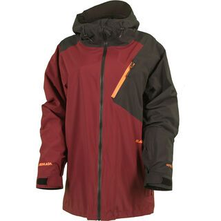 Armada Chapter Gore-Tex Jacket, burgundy - Skijacke