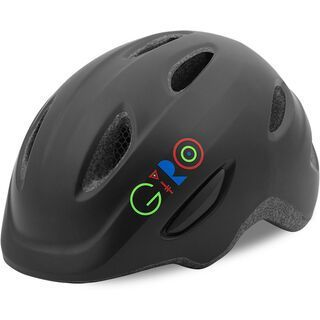 Giro Scamp, mat black multi - Fahrradhelm