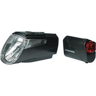 Trelock LS 460 I-Go Power / LS 720 - Beleuchtungsset black