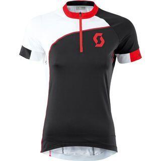 Scott Womens Endurance 10 s/sl Shirt, black/white - Radtrikot