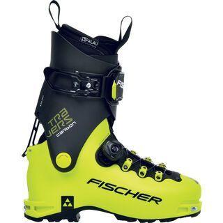 Fischer Travers Carbon 2019, yellow/black - Skiboots