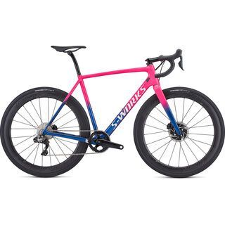 Specialized S-Works CruX 2019, pink/chameleon/silver - Crossrad