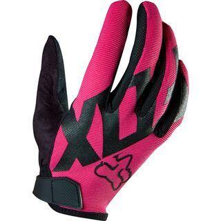 Fox Womens Ripley Glove, pink - Fahrradhandschuhe