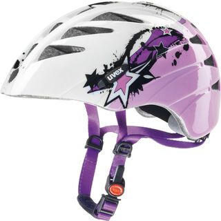 uvex Junior, splash pink - Fahrradhelm