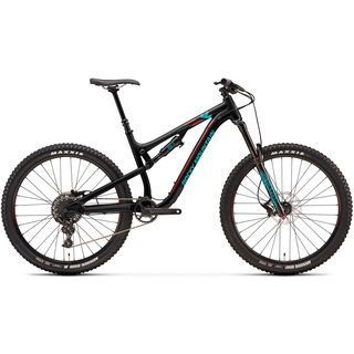 Rocky Mountain Altitude Alloy 30 2018, black/ocean/blood - Mountainbike