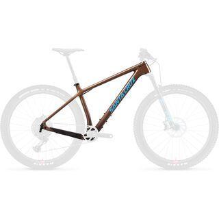 Santa Cruz Chameleon C Frameset 27.5 Plus 2020, bronze/blue