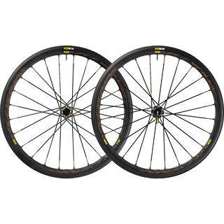 Mavic Ksyrium Pro Disc Allroad Center-Lock, black - Laufradsatz