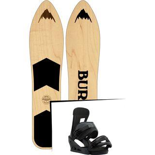 Set: Burton The Throwback 2019 + Burton Freestyle black matte