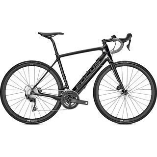 Focus Paralane² 9.7 2020, black/anthracite - E-Bike