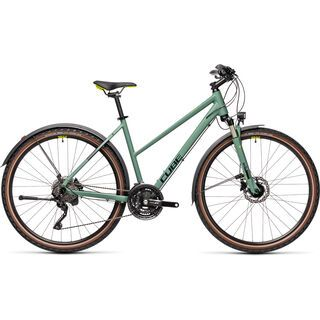 Cube Nature EXC Allroad Trapeze green´n´bluegreen 2021