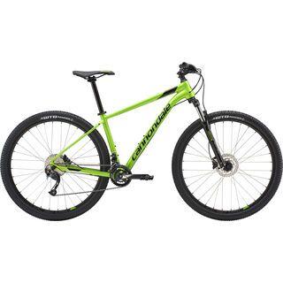 Cannondale Trail 7 27.5 2018, acid green - Mountainbike
