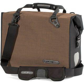 Ortlieb Office-Bag QL2, haselnuss-schwarz - Fahrradtasche