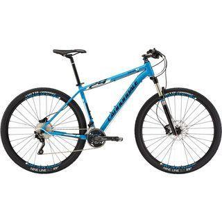Cannondale Trail 29 1 2015, blue/black/white - Mountainbike