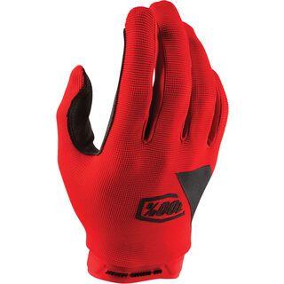 100% Ridecamp Glove, red - Fahrradhandschuhe