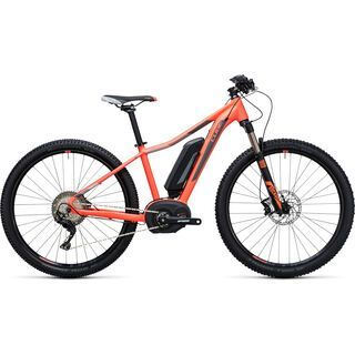Cube Access WLS Hybrid Race 500 29 2017, coral´n´grey - E-Bike