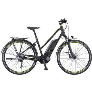 Scott E-Sub Tour Lady 2016, black/lime - E-Bike