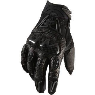 Fox Bomber Glove, black/black - Fahrradhandschuhe