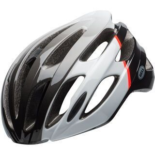 Bell Falcon MIPS, white/red/black - Fahrradhelm