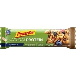 PowerBar Natural Protein (Vegan) - Blueberry Nuts