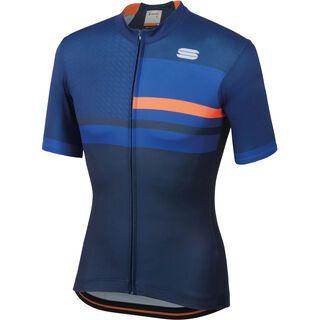 Sportful Team 2.0 Drift Jersey, twilight/cosmic blue - Radtrikot