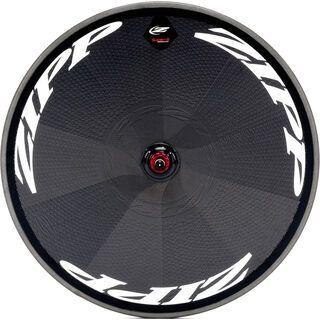 Zipp Disc Super 9 Carbon Clincher, matte white decor - Hinterrad