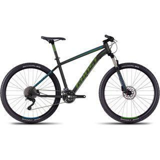 Ghost Kato 5 2016, black/green/blue - Mountainbike