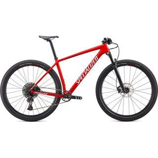 Specialized Epic HT 2020, flo red/white/black - Mountainbike