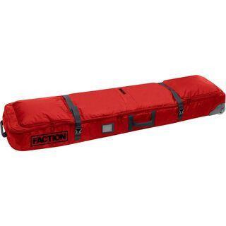 Faction Ski Bag - Roller, red - Skitasche