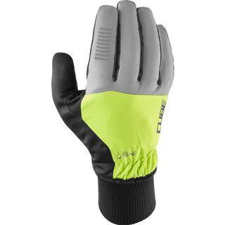Cube Handschuhe Winter Langfinger X Natural Fit grey´n´yellow
