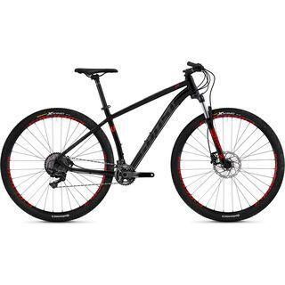 Ghost Kato 9.9 AL 2019, black/titanium/red - Mountainbike