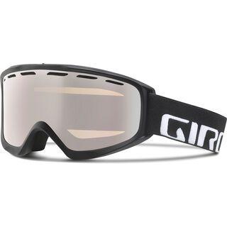 Giro Index, black wordmark/rose silver - Skibrille