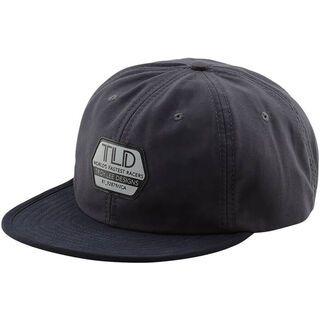TroyLee Designs Reflective Factory Snapback Hat, pewter - Cap