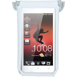Topeak SmartPhone DryBag 4 Zoll, white - Schutzhülle