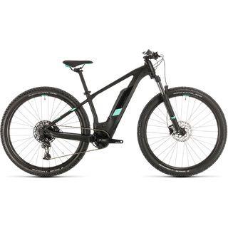 Cube Access Hybrid Pro 27.5 2020, black´n´mint - E-Bike