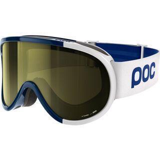 POC Retina Comp inkl. Wechselscheibe, blue/Lens: smokey yellow - Skibrille