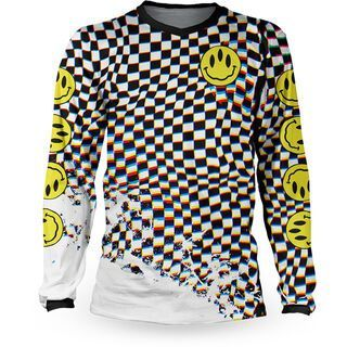Loose Riders Cult of Shred Jersey LS Stoked! - Radtrikot