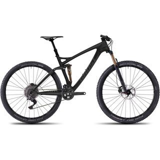 Ghost AMR LC 9 2016, black/black - Mountainbike