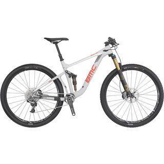 BMC Speedfox 01 XX1 2016, grey - Mountainbike