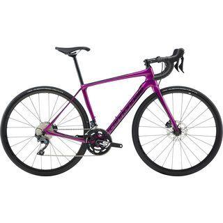 Cannondale Synapse Carbon Disc Women's Ultegra 2019, deep purple - Rennrad
