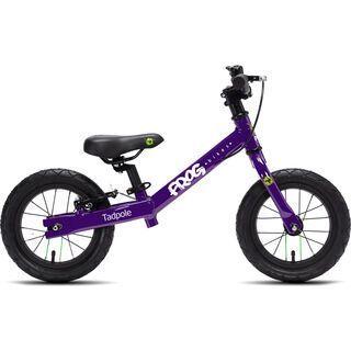 Frog Bikes Tadpole 2018, purple - Kinderfahrrad