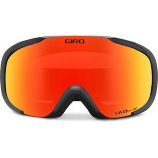 Giro Compass, black wordmark/Lens: vivid infrared - Skibrille