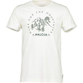 Maloja ZupoM., vintage white - T-Shirt