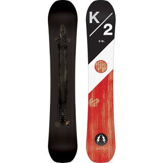 K2 Joy Driver Wide 2017 - Snowboard