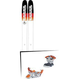 Set: K2 SKI Catamaran 2018 + G3 Ion LT 12