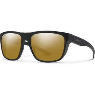Smith Barra, mat black/Lens: cp polarized bronze mir - Sonnenbrille