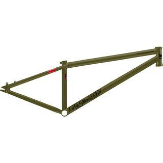 NS Bikes Majesty Dirt Frame 2016, green