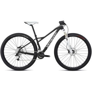 Specialized Fate Comp Carbon 29 2013, Carbon/Gold/White - Mountainbike